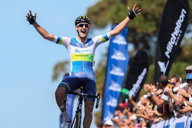Cycling: Mitchelton Wines Bay Cycling Classic