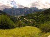 Halfway up Alpe d'Huez. Credit: TDFTips