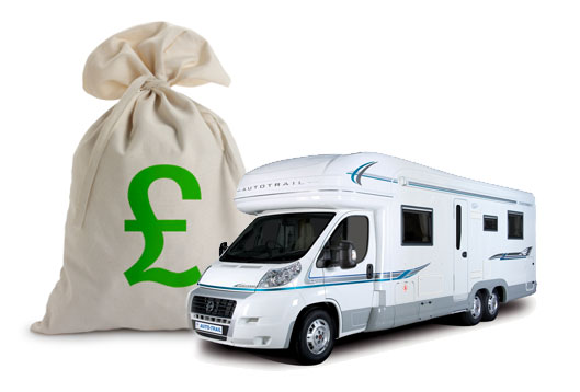 Motorhome money
