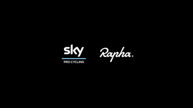 Sky and Rapha 2013